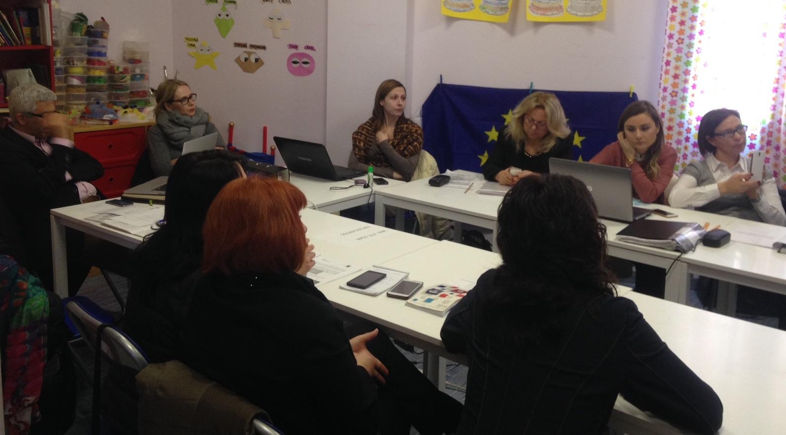 Baby Erasmus convierte Badajoz en Capital Europea del Bilingüismo