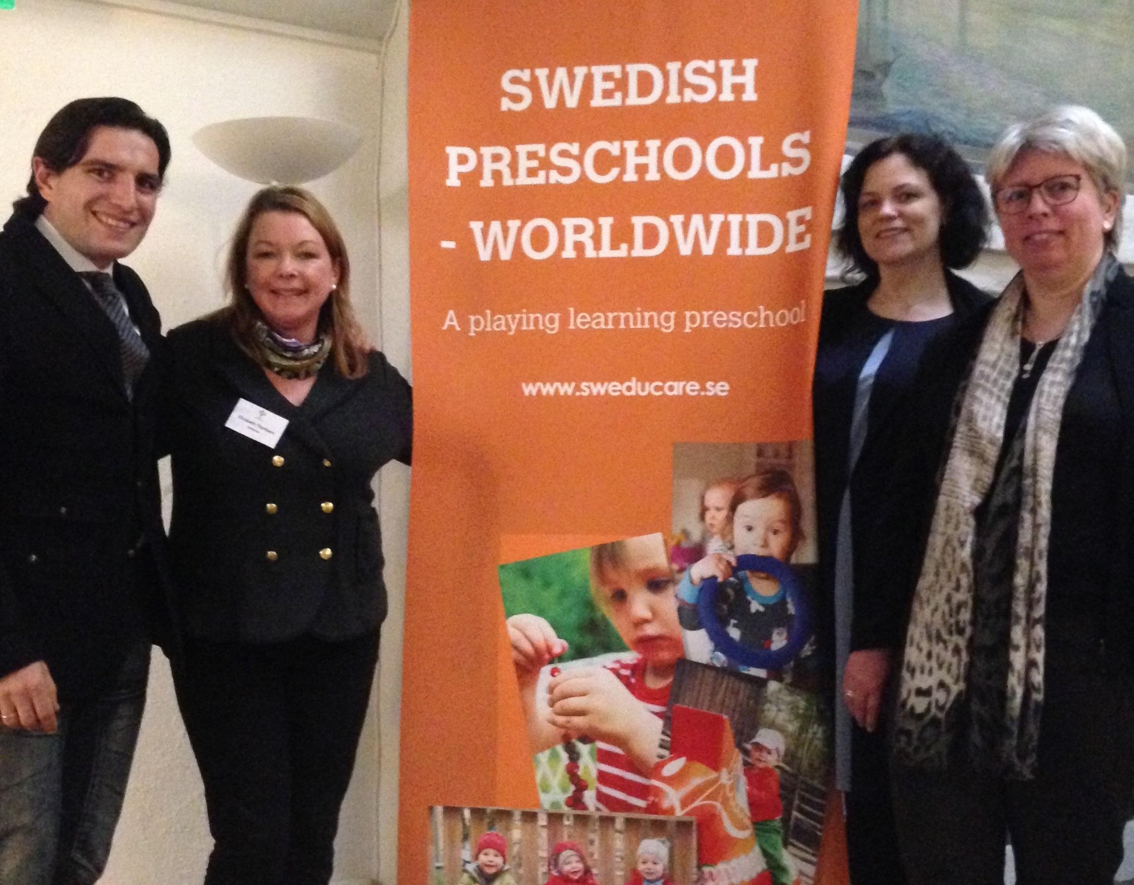 La guardería Pacense Baby Erasmus referente internacional