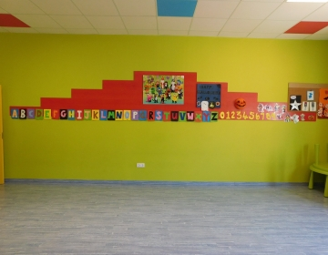 Clasroom 2-3 years