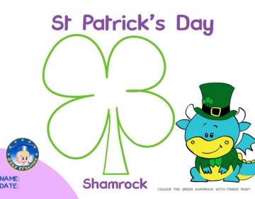 St Patrick`s Day